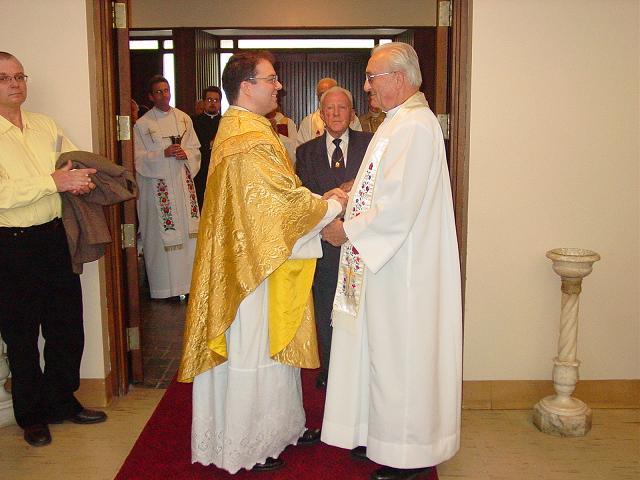 Búcsú Deák Ferenc atyától és egy új korszak kezdete